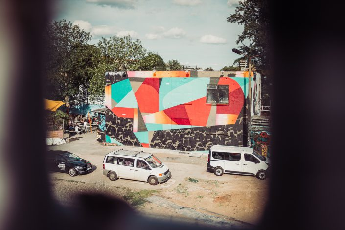 RAWS – #Neograffism – Ausstellung Berlin