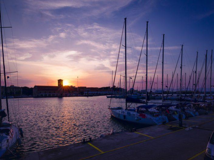 Rhodos am Hafen