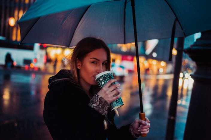 Vivian, a walk trough Berlin